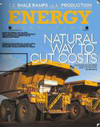 Energy Executive Magazine Cover